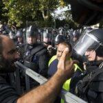 Wieder einmal wollten Migranten die ungarische Grenze überrennen