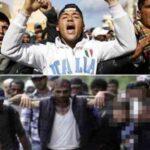"""Tausende marschieren via """"Balkanroute"""" nach Italien"""