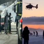 Polizei: Bei asylsuchenden Straßenblockierern die Hosen voll – beim Eisläuferverjagen stark