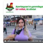"""Türkischer Kanal sendet Frau, die am liebsten """"20 Armenier köpfen möchte"""""""