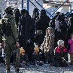Syrien: im Lager al-Hol mindestens 14 Morde seit Jahresbeginn, davon drei durch Enthauptung