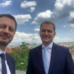 Slowakei: Ministerpräsident Igor Matovič tritt zurück, Eduard Heger ersetzt ihn