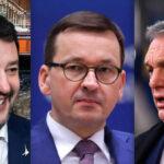Godzina suwerennych narodów w Europie: Orbán, Salvini i Morawiecki