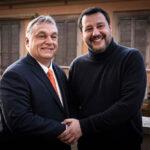 """Interview mit Matteo Salvini: """"Wir wollen die Grundlagen für das Europa der Zukunft schaffen"""""""