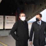 Erste Dosen des russischen Sputnik-Impfstoffs treffen in der Slowakei ein