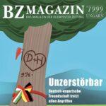 Gespräch über Ungarn mit dem CDU-Spitzenpolitiker Arnold Vaatz