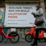 """Wenn Coronawahnauf Genderwahn trifft: Aufregung um nicht gendergerechte """"Berliner""""-Plakate"""