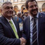 Salvini am Donnerstag in Budapest: Geburt einer nationalistischen Allianz