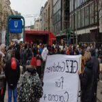 """""""Es reicht!"""": Bilder von der gestrigen Demo in Berlin gegen Lockdown-Maßnahmen"""