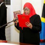 Neue Präsidentin Tansanias ist Mitglied im World Economic Forum