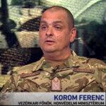 General Ferenc Korom zu Ungarns Verteidigungsaufgaben