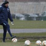 Hertha-BSC-Trainer Zsolt Petry: Nutzung derMeinungsfreiheitführt zu Berufsverbot