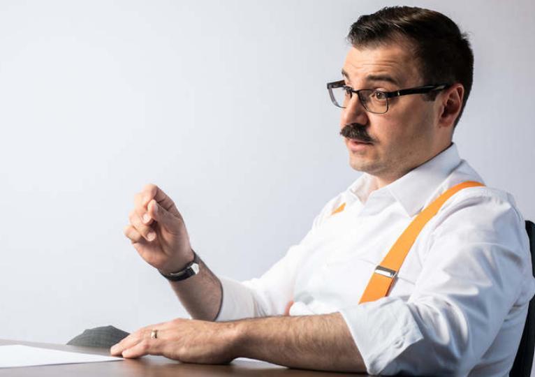 """Miklós Szánthó: """"Dziś wrogowie liberalizmu są przyjaciółmi demokracji"""""""