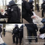 """Polizei: Bei """"Jugendlichen"""" und """"Männern"""" die Hosen voll – bei Rentnerin stark"""