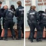 Polizei: Bei Straßendealern die Hosen voll – bei gassigehender Oma stark (Video)