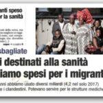 """Italien: Eine nigerianische """"Flüchtlings""""-Familie kostet 20.000 Euro im Jahr"""