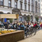 Ungarn: Tag der Euphorie nach Terrassenöffnung