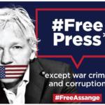 Die Verfolgung von Julian Assange