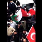 "Polizei: Gegen ""Corona-Demonstranten"" stark - bei ""Scheiss-Juden""-rufenden Moslems Hosen voll"