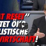 """Steffen Kotré (AfD-Fraktion im Bundestag): """"Great Reset"""" bedeutet ökosozialistische Planwirtschaft!"""