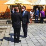 Tschechische Republik und Slowakei unterstützen Sloweniens Präsidentschaftspläne im Bereich Inneres