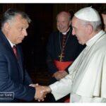 Linker Kulturkampf im Vatikan: Papst Franziskus verweigert Treffen mit ungarischer Staatsspitze