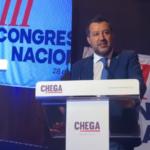 Salvini in Portugal: Auf dem Weg zu einer großen Koalition der Rechten im Europäischen Parlament?